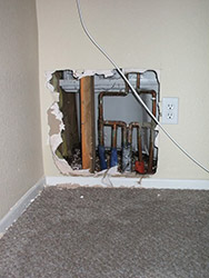 Leaking Pipe Repair Irvine